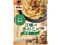 マ・マー あえるだけパスタソース 1/3日分の食物繊維 3種のきのこの和風ソース 袋140g
