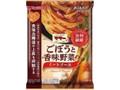 マ・マー カラダにおいしいこと 1/3日分の食物繊維 ごぼうと香味野菜のミートソース 袋140g