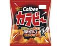 カルビー カラビー 厚切り ホットチリ味 袋55g