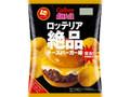 カルビー ポテトチップス ロッテリア絶品チーズバーガー味 袋100g
