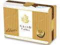 カルビー GRAND Calbee Salt&ごま油味 箱17g×4