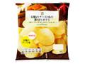 セブンプレミアム 4種のチーズ味の厚切りポテト 袋63g