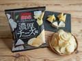 カルビー ポテトチップス チーズ好きのための濃厚チーズ味 袋65g