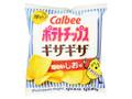 カルビー ポテトチップス ギザギザ味わいしお味 袋60g