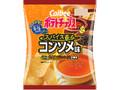 カルビー おいしく減塩ポテトチップス スパイス香るコンソメ味 袋70g