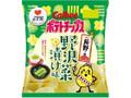 カルビー ポテトチップス 長野の味 野沢菜漬け味 袋55g