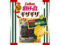 カルビー ポテトチップス ギザギザ ピリ辛韓国のり風味 袋58g