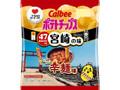 カルビー ポテトチップス 宮崎の味 辛麺味 袋55g