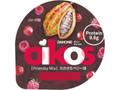 ダノン オイコス 脂肪ゼロ カカオ&ベリー味 カップ110g