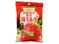 UHA味覚糖 特濃ミルク8.2 苺ミルク 袋84g