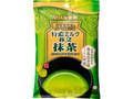 UHA味覚糖 特濃ミルク8.2 抹茶 袋84g