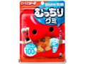 UHA味覚糖 むっちりグミ コーラ&ソーダ 袋100g