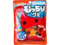 UHA味覚糖 むっちりグミ 横浜サイダー&コーラ 袋100g