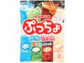 UHA味覚糖 ぷっちょ袋4種アソート炭酸ミックス