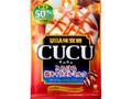 UHA味覚糖 CUCU とろける塩キャラメルミルク 糖質50%オフ 袋72g