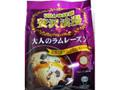UHA味覚糖 贅沢浪漫 大人のラムレーズン 袋84g