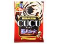 UHA味覚糖 キュキュ 黒ミルク 袋85g