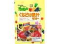 UHA味覚糖 チュルルンくちどけ果汁ゼリー 袋40個