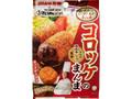 UHA味覚糖 Sozaiのまんま コロッケのまんま デミグラスソース味 袋30g