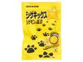 UHA味覚糖 シゲキックス シゲモンの足跡 エボリューションソーダ味 袋25g