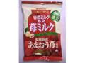 UHA味覚糖 特濃ミルク8.2 あまおう苺 袋105g