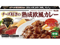 S&B チーズ好きの熟成欧風カレー 中辛 箱165g