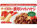 S&B チーズ好きの濃厚トマトハヤシ 箱165g