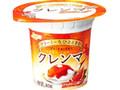 日本ルナ グリークヨーグルト クレンマ ブラッドオレンジ果汁ソース カップ80g
