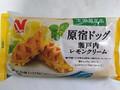 ニチレイフーズ 原宿ドック 瀬戸内レモンクリーム 6個入