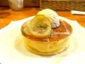 雪ノ下 愛媛産レモンのパンケーキ