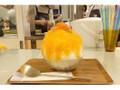 氷屋ぴぃす アプリコットレアチーズ