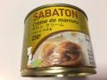 SABATON マロンクリーム 250g