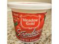 Meadow Gold Lowfat Yogurt Strawberry 170g