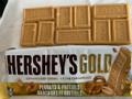 HERSHEY'S GOLD ピーナッツ&プレッツェル