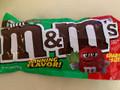 M&M'S Crunchy mint 袋80.2g