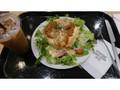 ELK NEW YORK BRUNCH スパイシーカレーチーズブリュレパンケーキ 2PICS