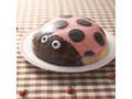 フェリシモ フェリシモコレクション シュークラブ てんとう虫のベリーケーキ