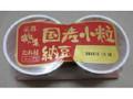 鶴の子 国産小粒納豆 カップ35g×2