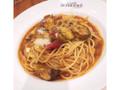 カフェスペリオーレ イタリア野菜と茄子のミートソース