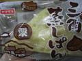 ヤマザキ 三角蒸しぱん 栗 袋1個
