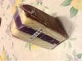 関根製菓 シベリア 紫芋餡 袋1個