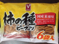 Vセレクト 柿の種ピーナッツ 6袋入 袋210g