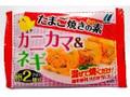 浦島海苔 たまご焼きの素 カニカマ&ネギ 袋3.1g×2