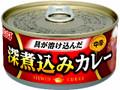 いなば 深煮込みカレー 中辛 缶165g