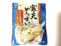 伊那食品工業 かんてんぱぱ 寒天ぞうすい ホタテ・ちんげん菜 21.3g
