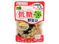 マルヤナギ 豆畑 低糖 野菜豆 袋185g