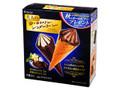 クラシエ 大人のヨーロピアンシュガーコーン 深みのショコラと濃密バニラ 箱64ml×5