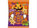 ギンビス しみチョココーン みんなでハロウィン かぼちゃプリン味 袋50g