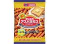 ギンビス ミニアスパラガス バタートースト味 袋77g