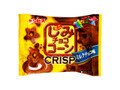 ギンビス ミニしみチョココーン クリスプ ミルクチョコ味 袋18g